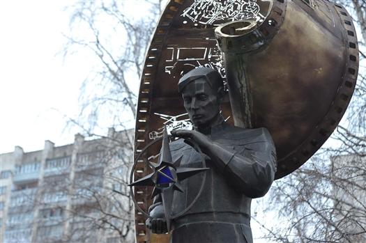 В Самаре открыли памятник спасателю