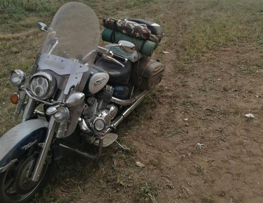 В Самарской области пострадал мотоциклист