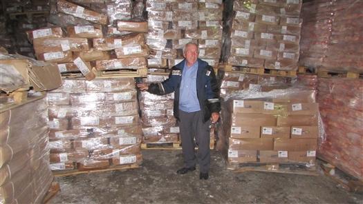 В Самаре готовы уничтожать санкционные товары, следующие транзитом из Казахстана