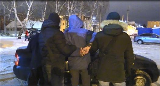 Самарские сотрудники ФСБ поймали промышленного шпиона