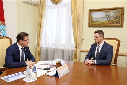 Евгений Чудаев возглавил министерство строительства Самарской области