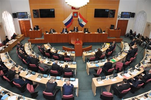 Губдума выбрала зампредседателя и глав двух комитетов