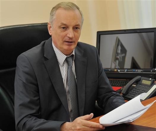 Ректор Самарского университета Евгений Шахматов награжден орденом Почета