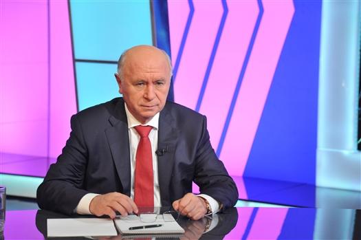 """Николай Меркушкин: """"За последние четыре года в АПК губернии вложено 42 млрд рублей"""""""