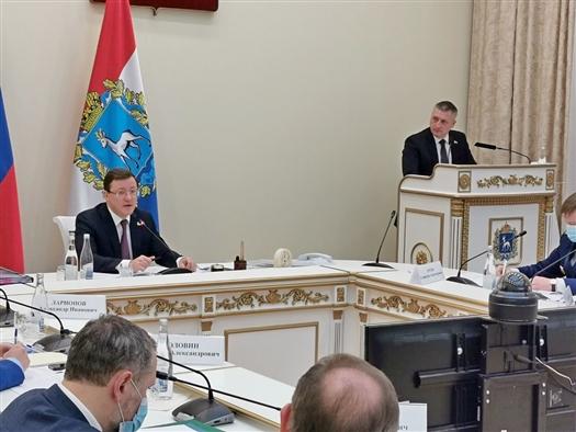 Дмитрий Азаров поддержал создание регионального экологического стандарта для предприятий области