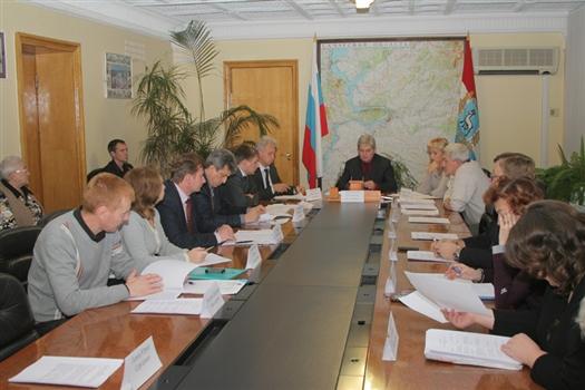 В минстрое прошло заседании комиссии по решению проблем дольщиков