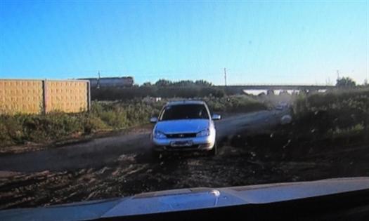 В Волжском районе задержали автомобилистку с запахом алкоголя