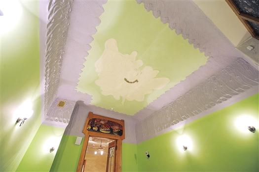 Главное событие в архитектуре Самары - завершение ремонта особняка Курлиной. Многолетняя эпопея с этим шедевром модерна окончена