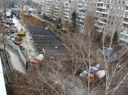 Улицу Ново-Садовую отремонтируют на участке от Осипенко до объездной автодороги по трассе Северо-Восточной магистрали