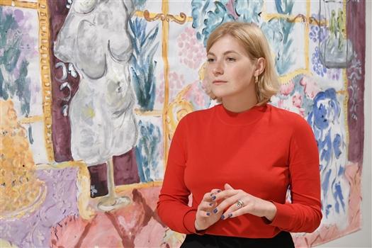 Куратор современного искусства Софья Симакова - о том, как выбираются работы для выставки