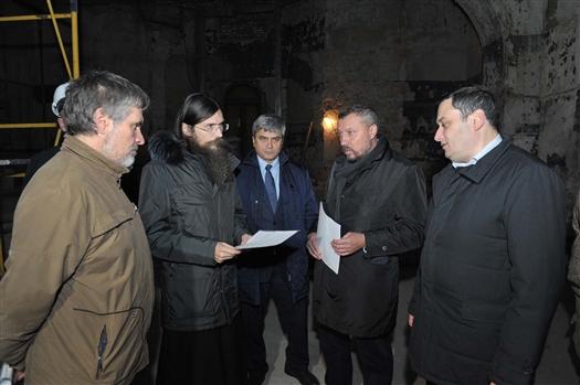 В Самаре проверили реставрацию Покровского собора, Иверского монастыря и старообрядческой церкви