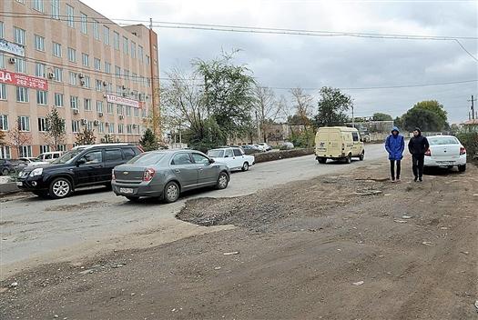 """Заводское шоссе отремонтирует """"Самаратрансстрой"""""""