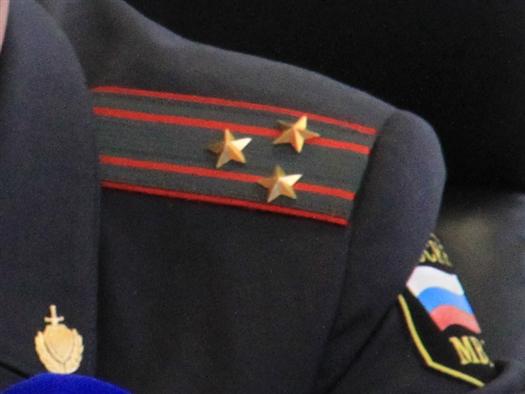 Начальник отдела внутренних дел по городскому округу Похвистнево и муниципальному району Похвистневский Самарской области полковник полиции Тахир Абузяров ушел на пенсию