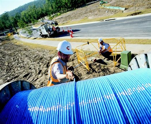 СМАРТС проложит волоконно-оптические линии связи вдоль автомобильных дорог по всей России