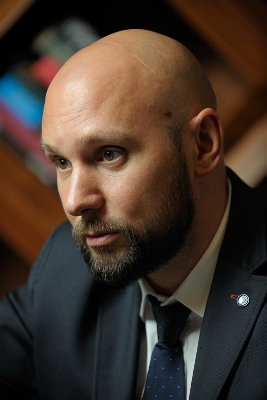 Владимир Кошелев, председатель комитета по строительству Самарской губернской думы