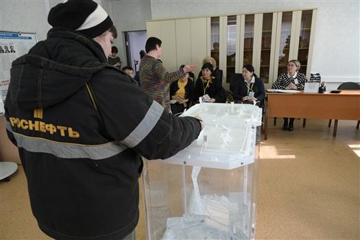 На Новокуйбышевском НПЗ проголосовало 94,5% избирателей