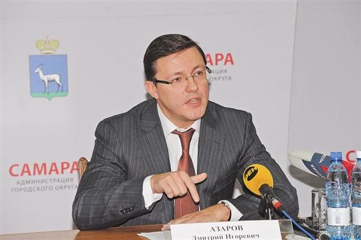 Дмитрий Азаров заверил журналистов, что все материалы проведенной ревизии будут переданы правоохранителям