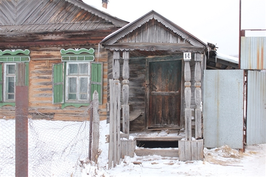 Дом в Торновом, где открылся приют