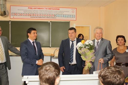 В новокуйбышевской школе начнут готовить будущих нефтяников