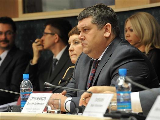 На пост вице-губернатора представлен министр образования и науки Дмитрий Овчинников