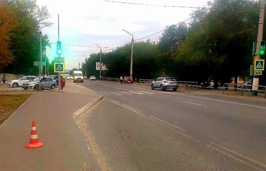 В Сызрани ищут водителя, сбившего на тротуаре ребенка и скрывшегося
