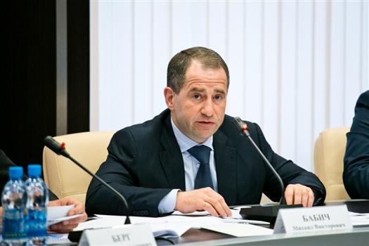 Михаил Бабич провел в Оренбурге заседание Общественного совета ПФО по развитию институтов гражданского общества