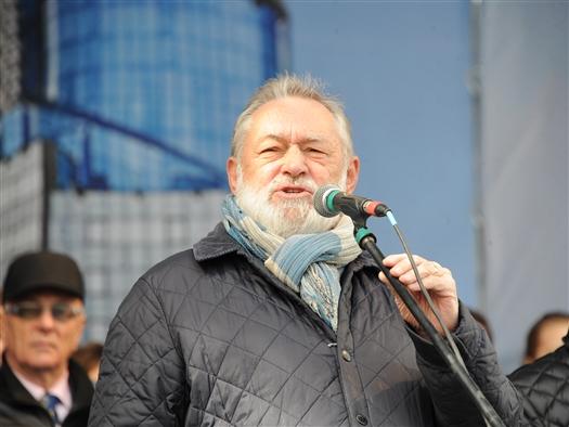 """Вячеслав Гвоздков: """"Попытки дестабилизировать нашу жизнь должны нас только объединить!"""""""