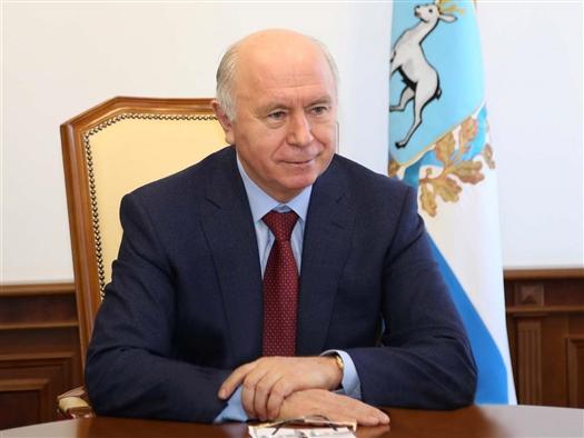Николай Меркушкин согласовал кандидатуру Константина Букреева для назначения на должность прокурора Самарской области