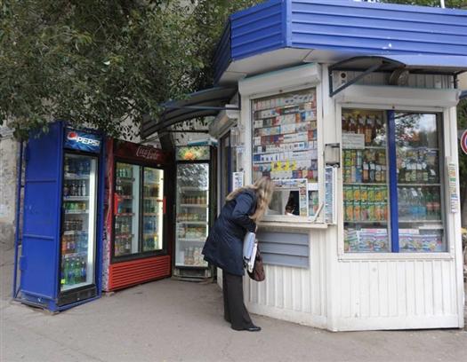 В табачных киосках Отрадного больше не будут продавать алкоголь