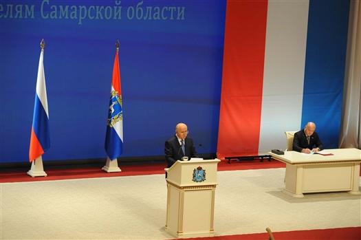 """Николай Меркушкин: """"Мы снизили зависимость от поставок из-за пределов области"""""""