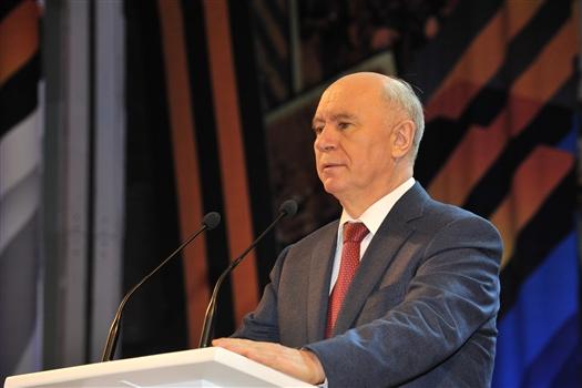 Николай Меркушкин выразил соболезнования в связи с авиакатастрофой в Ростове-на-Дону