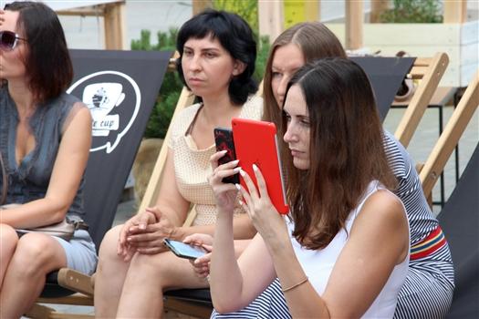 Онлайн-трансляция встречи собрала 4500 самарских мам