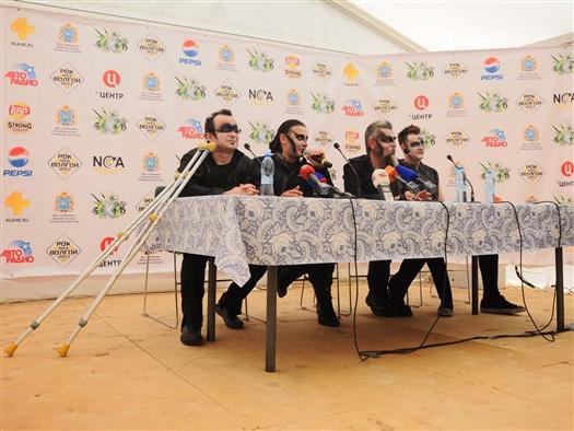 """Мordor: """"Посмотрев на нас в течение 5 лет, организаторы """"РнВ"""" решили пригласить малоизвестную немецкую группу"""""""