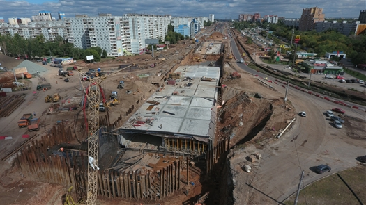 Возбуждено уголовное дело о мошенничестве при реконструкции Московского шоссе