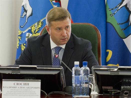 Депутат гордумы Самары Владимир Сюсин задержан по подозрению во взяточничестве
