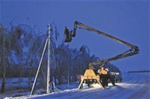 ЧС из-за нарушения электроснабжения в Кошкинском районе в целом ликвидирована