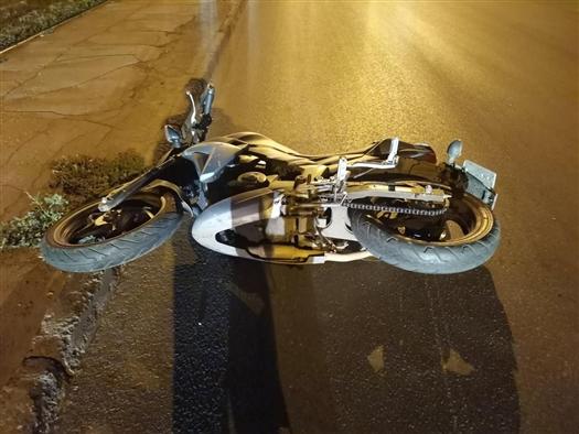 В Самаре вышедшая из трамвая девушка попала под колеса мотоцикла