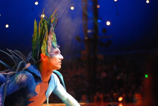 """""""Цирк дю Солей"""" привезет в Тольятти шоу Varekai в мае 2016 года"""