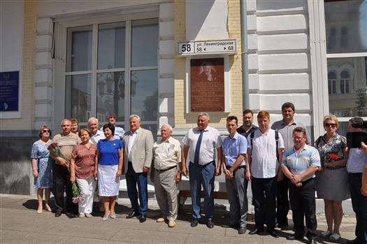 Врачебный стаж Александра Краснова - 50 лет
