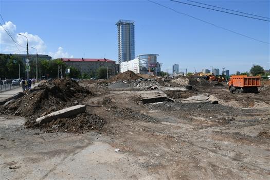 Изменение схемы движения на Московском шоссе в районе ул. Луначарского перенесено