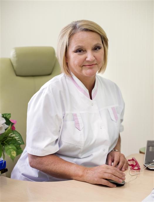 Татьяна Суздальцева, главный врач центра, доктор медицинских наук, профессор, врач аллерголог-иммунолог