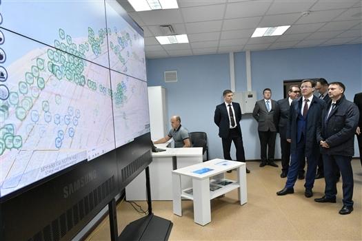 Губернатор посетил ряд социально значимых объектов в Тольятти