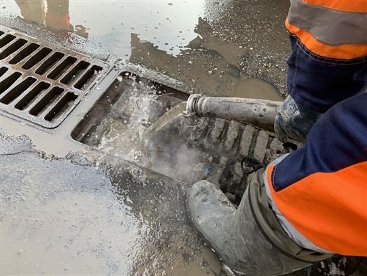 Самарские ливневки на 85% готовы к пропуску талых вод