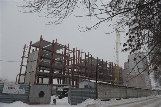 По распоряжению Дмитрия Азарова в Самаре проверят документы стройплощадок