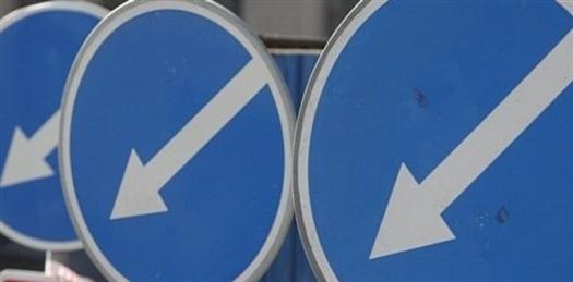 Движение на Московском шоссе ограничат на девять месяцев