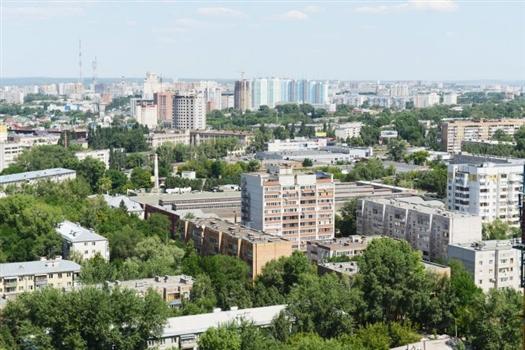 За год цены на недвижимость в Самарской области упали на 16%