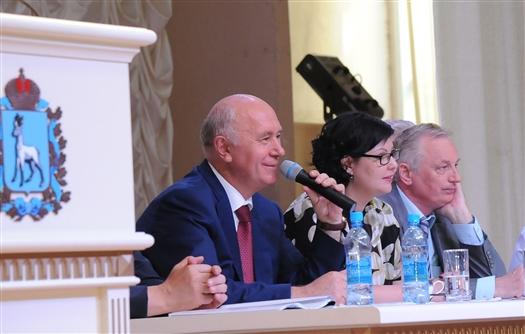 """Николай Меркушкин: """"Объединение СГАУ и СамГУ будет проходить грамотно и максимально аккуратно"""""""
