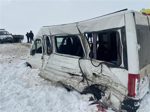 Виновником ДТП с грузовиком и автобусом под Тольятти мог быть водитель МАЗа