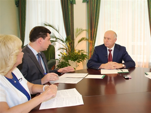 """Губернатор: """"В перспективе такие комплексные застройки, как """"Волгарь"""", могут появиться и в других городах губернии"""""""