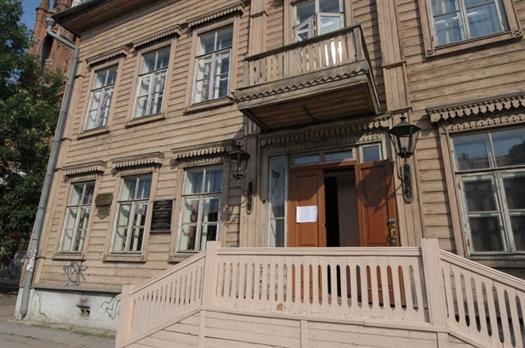 В Самарском литературном музее 21 мая двери для посетителей будут открыты даже ночью